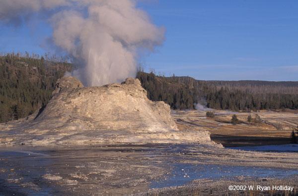 buona notte dans immagini buon...notte, giorno 04-yellowstone-castle-geyser